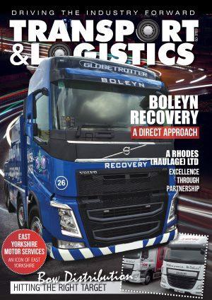 Transport & Logistics Issue 170