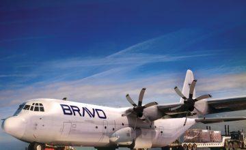 Lockheed Hails Bravo Aircraft Deal