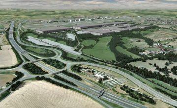 Work Set to Begin On New Rail Interchange