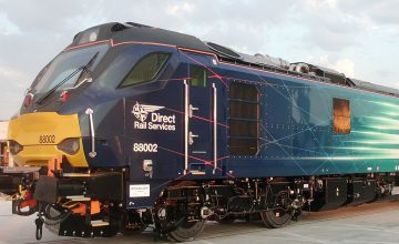 Eurodal UK Locomotive Introduced by Stadler