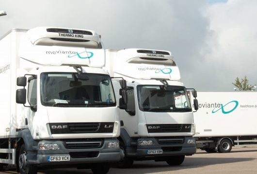 Movianto Takes Out Lease on Worcestershire Distribution Unit