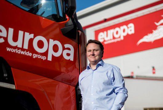 Logistics Firm Set for Return to Profits