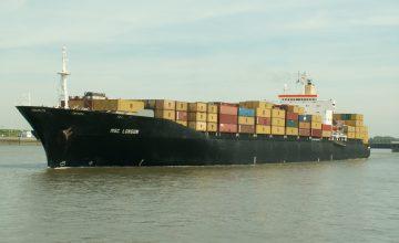 East London wharf returns to cargo handling