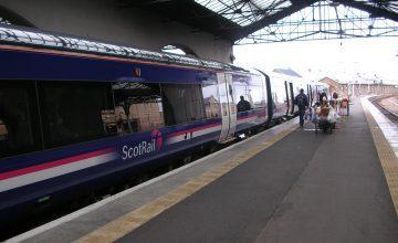 Scottish Railways Set to Return to Public Ownership From Scotrail?