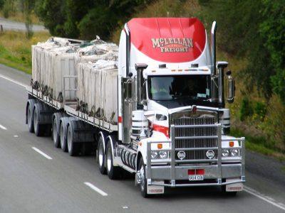 Ukraine Bans Russian Freight Trucks