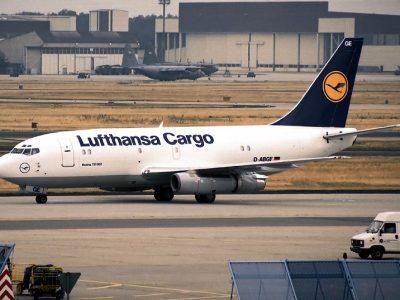 DHL's Green Award for Lufthansa Cargo