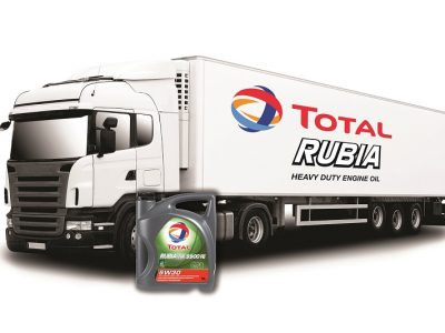 TOTAL Lubricants looks forward to The Commercial Vehicle Show at Birmingham's NEC