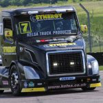 Team Oliver Racing Attended the Thruxton Race Circuit
