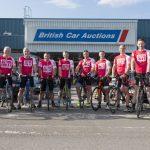 BCA Riders Prepare for 400km Paris Challenge