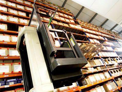 AQ Skin Solutions Chooses Walker Logistics