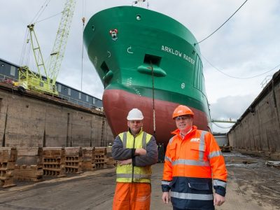 Swansea Drydocks Limited Back in Operation Following Refurbishment