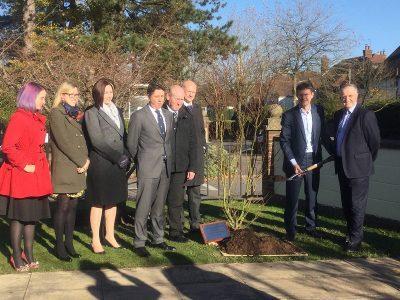 Business Secretary Attends FTA Celebrations in Tunbridge Wells