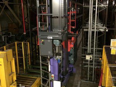 Daifuku Successfully Completes Crane Installation at Trinity Mirror Olham