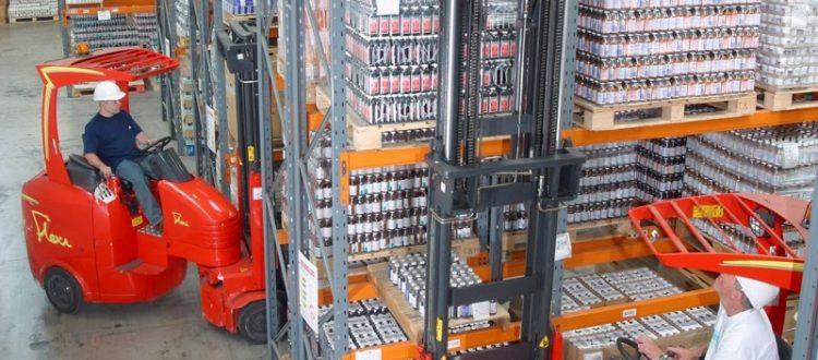 Narrow Aisle Ltd Supply Flexi HiMAX to Great Bear