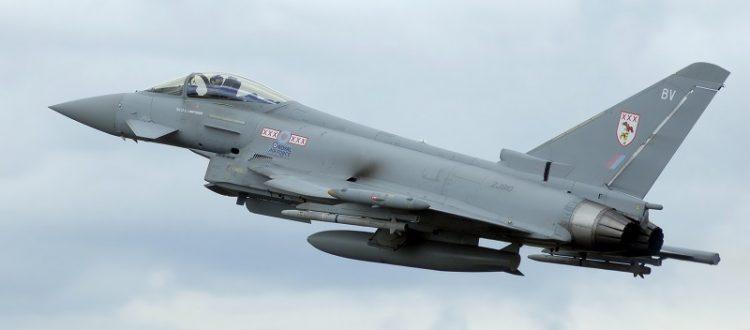 BAE Agree Sale of Typhoons with Qatar