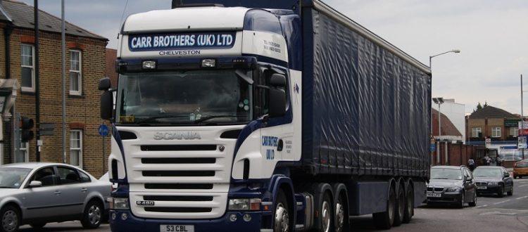 New Safety Scheme Keeps Cleaner Trucks Off Road