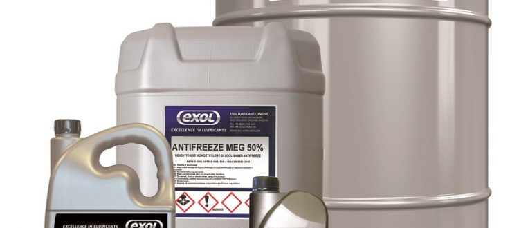 Exol Antifreeze Approved by Volvo