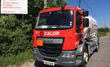 TruTac Keeps Calor's Fleet Safe